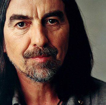 George Harrison (Compositor, cantante, músico –The Beatles y Traveling Wilburys-, productor musical y productor cinematográfico. 1943 – 2001)