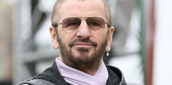 Ringo Starr - Richard Starkey – (Cantante, compositor, músico –The Beatles, y en solitario- y actor. 1940 - …)