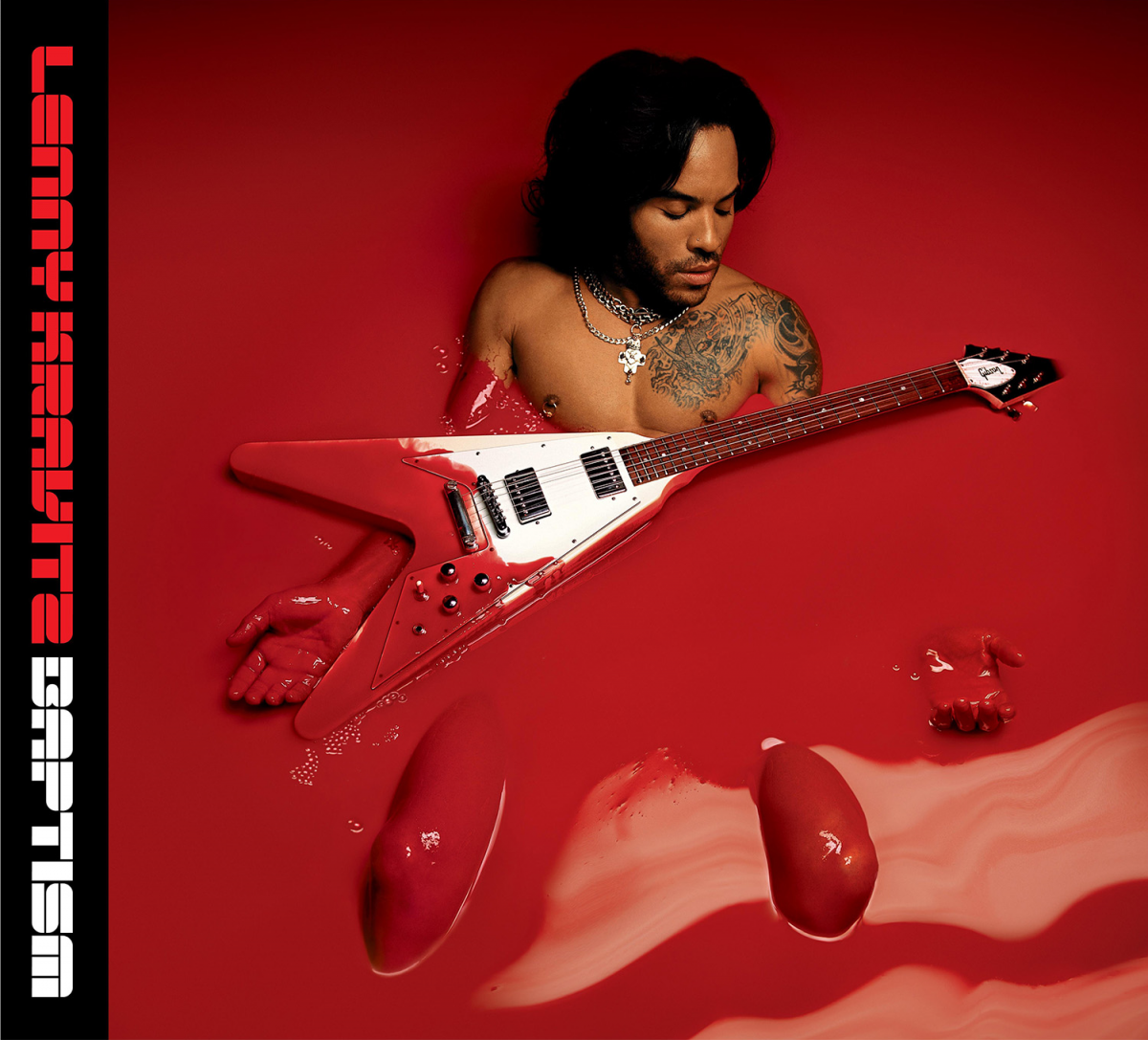 Lenny Kravitz (Cantante, actor, compositor, multiinstrumentista y productor)