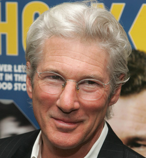 Richard Gere - Richard Tiffany Gere – (Actor. 1949 - …)