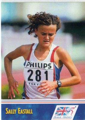 Sally Rose Eastall (Atleta –Maratón- 1963 - …)